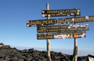 Kilimanjaro Marangu Route, 8 Days Trekking Tour, Accommodated