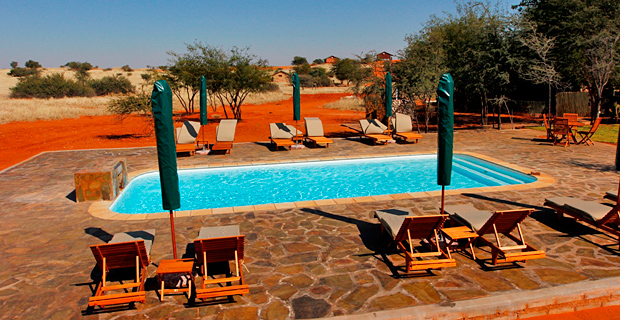Lodge Review Bagatelle Kalahari Game Ranch Namibia